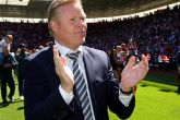 "Koeman proud of ""amazing season"""