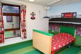Saints Room revamped at Rose Road