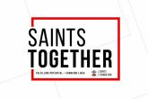 Saints Together: Matchday activities
